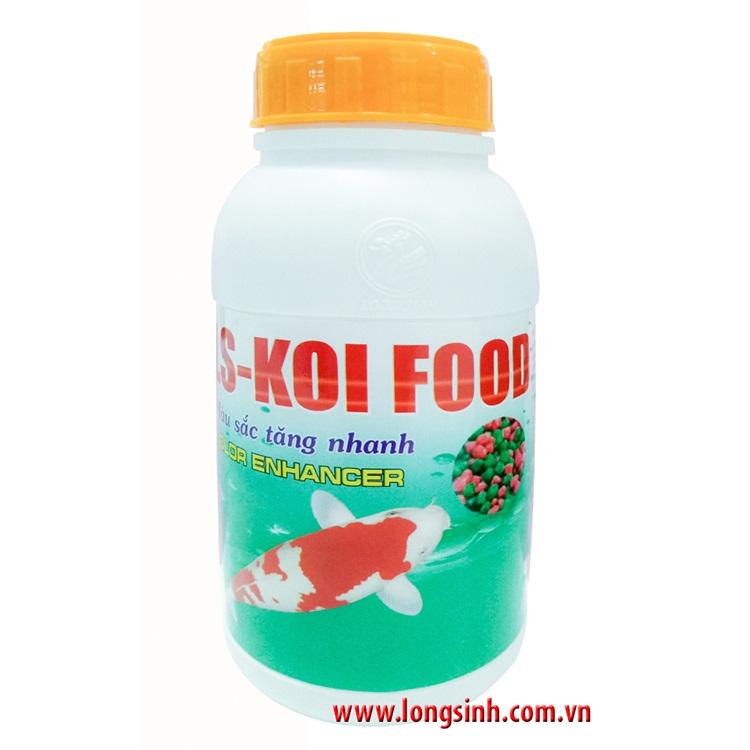 Ls_Koi Food