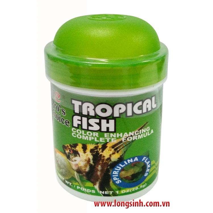 Tropical Fish ( Flakes)