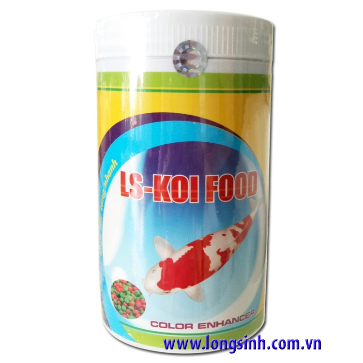 Ls_Koi Food 500gr