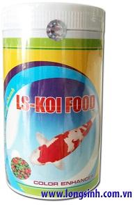 Ls_Koi Food 500gr